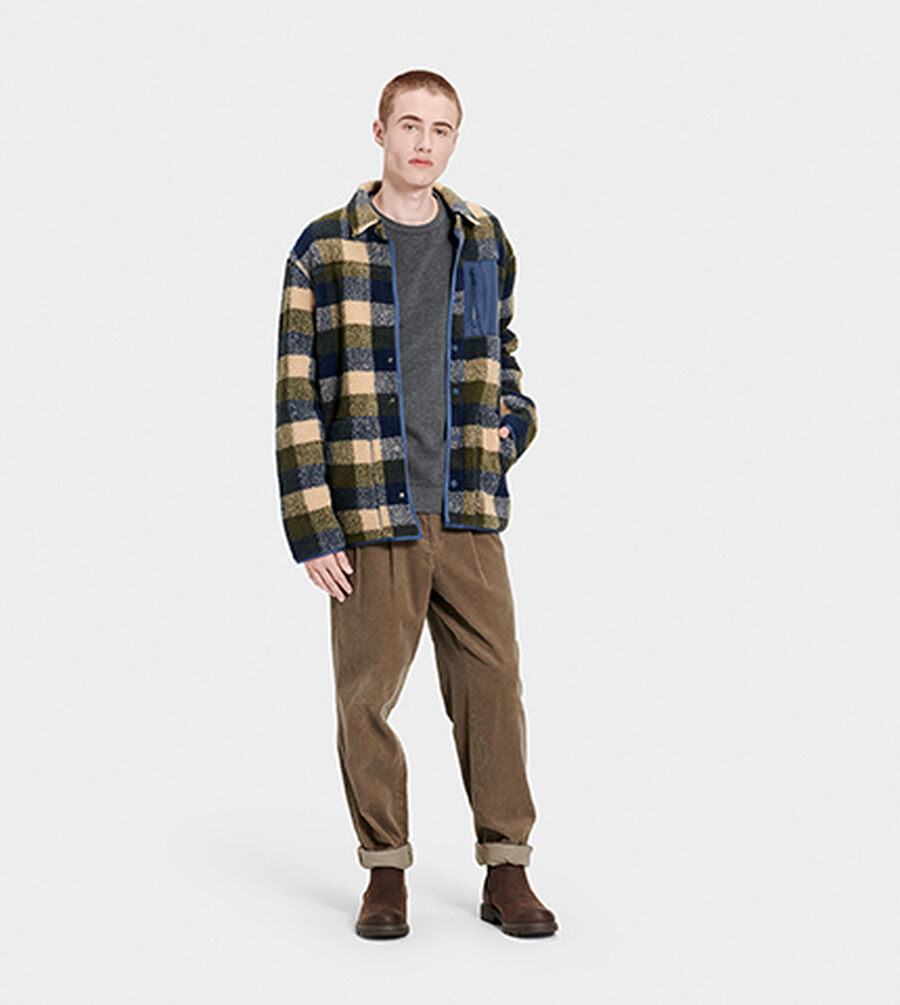 Keefe Sherpa Jacket - Image 2 of 6