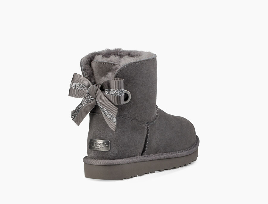 Customizable Bailey Bow Mini Boot - Image 2 of 7