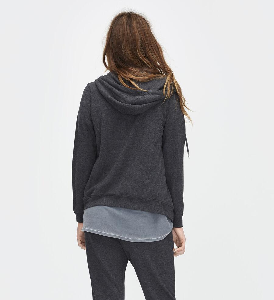 Cozy Full-Zip Hoodie - Image 3 of 3