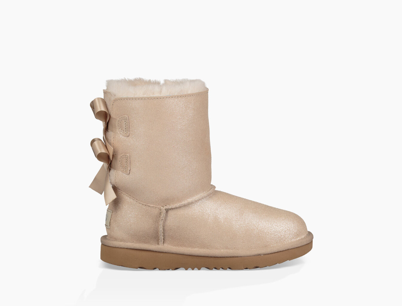 ugg boots with one bow