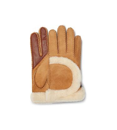 Sheepskin Exposed Seam Glove