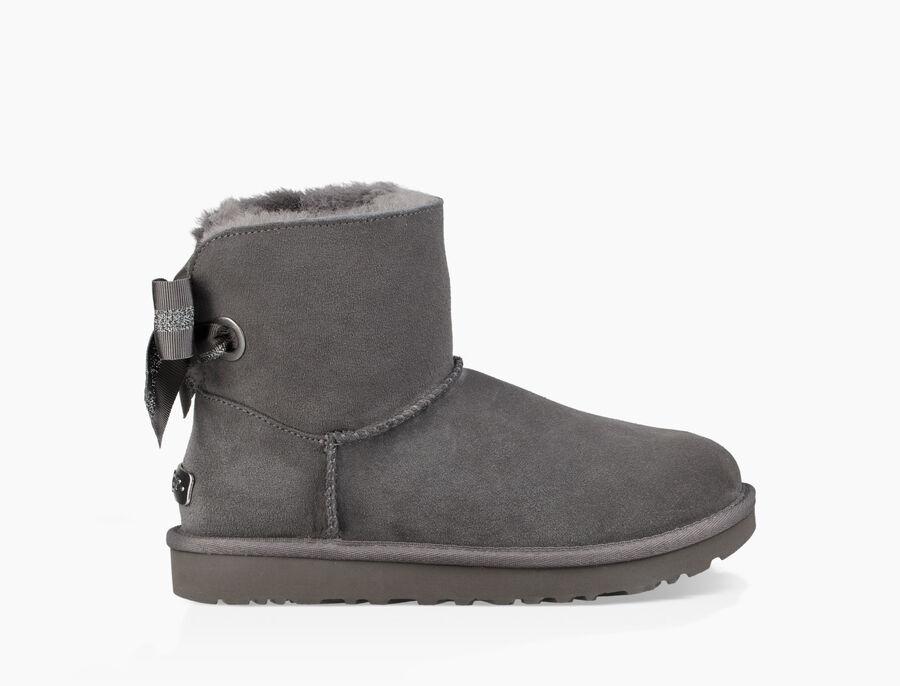 Customizable Bailey Bow Mini Boot - Image 3 of 7