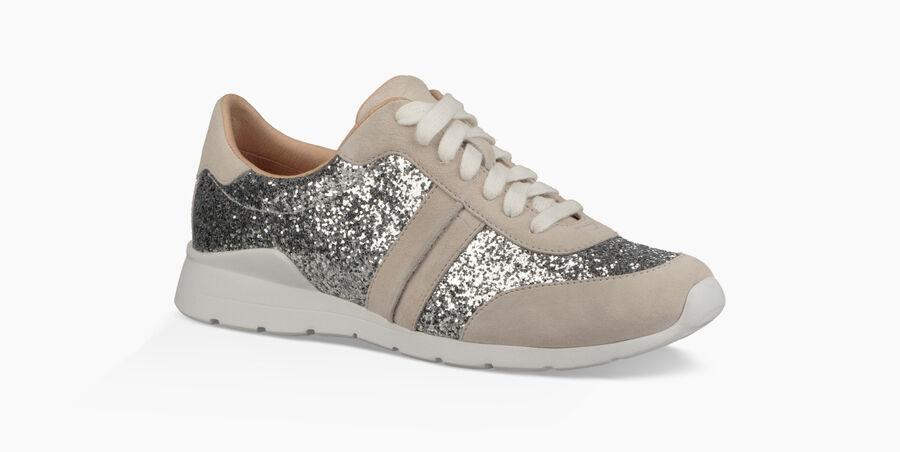 Jaida Glitter Sneaker - Image 2 of 6