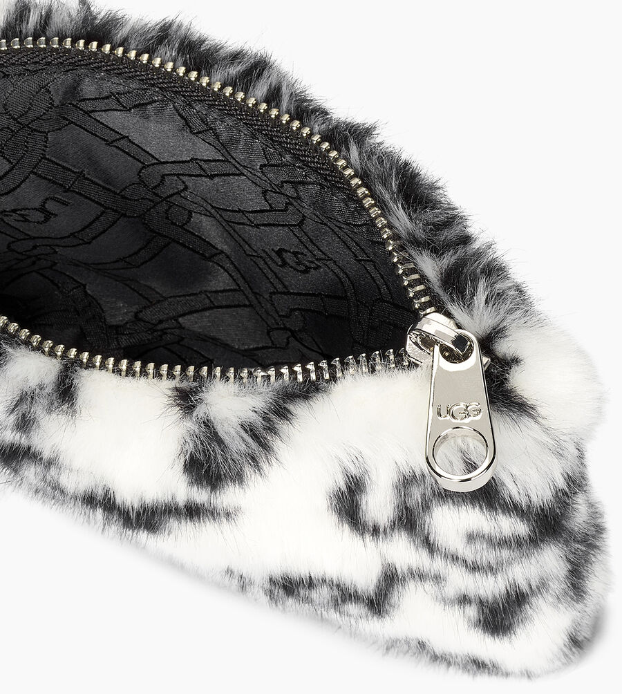 Small Zip Pouch Faux Fur - Image 4 of 5