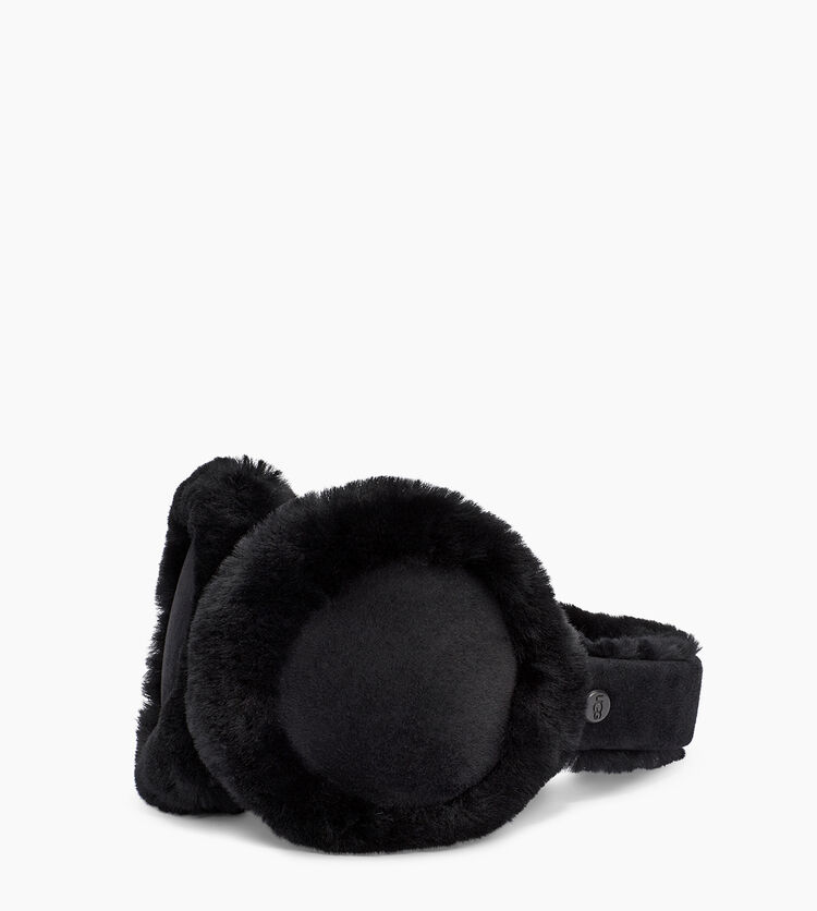 Sheepskin Bluetooth Earmuff