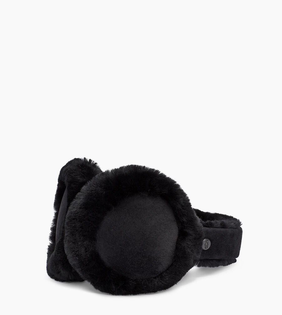 Sheepskin Bluetooth Earmuff - Image 1 of 1