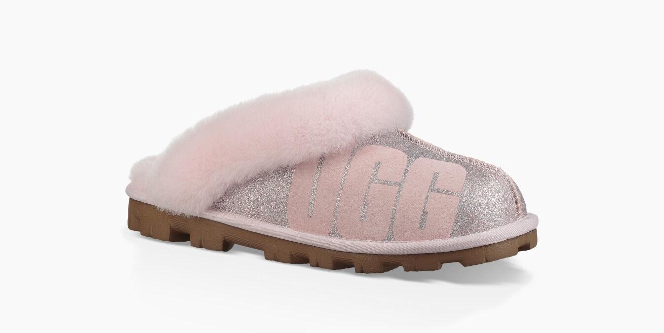 Women's Coquette UGG Sparkle Slipper