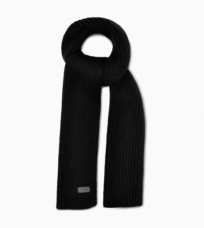 Ribbed Knit Stripe Scarf - Ugg (US)