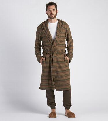 Miles Stripe Robe
