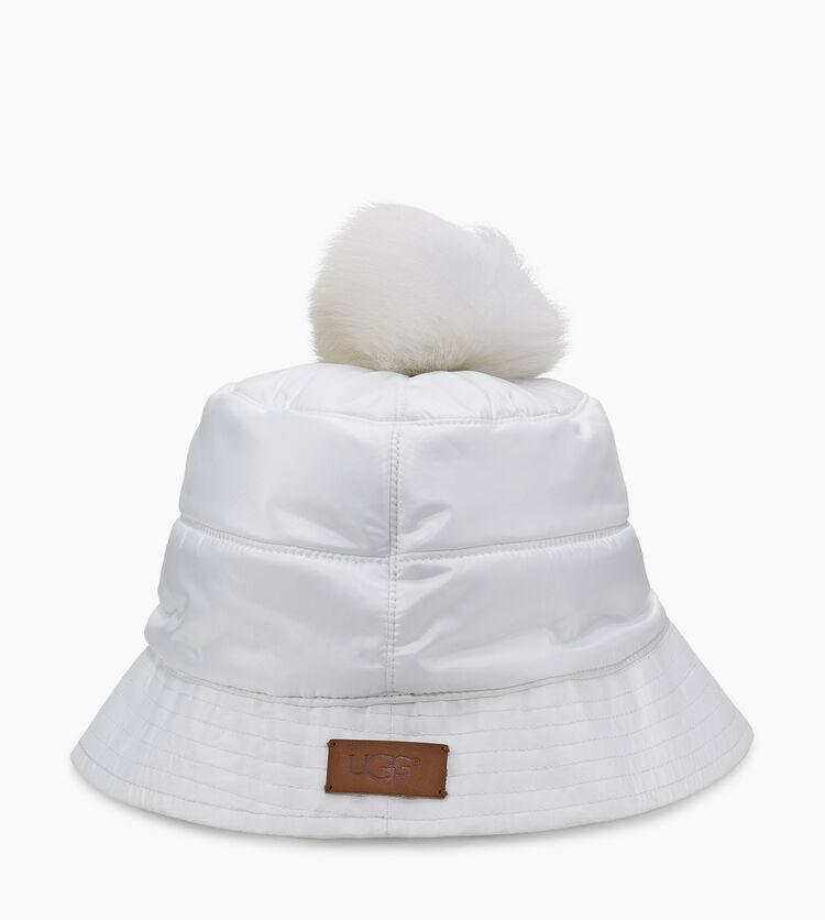 All Weather Bucket Hat W/ Pom