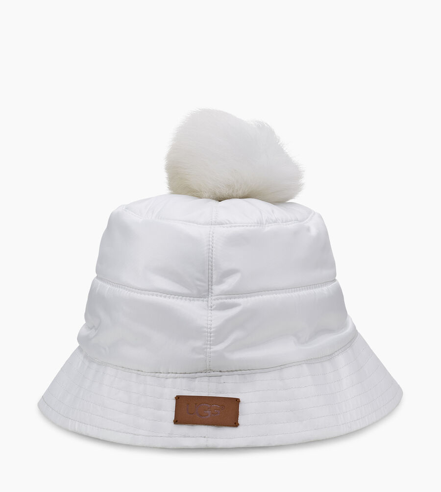 All Weather Bucket Hat W/ Pom - Image 1 of 2