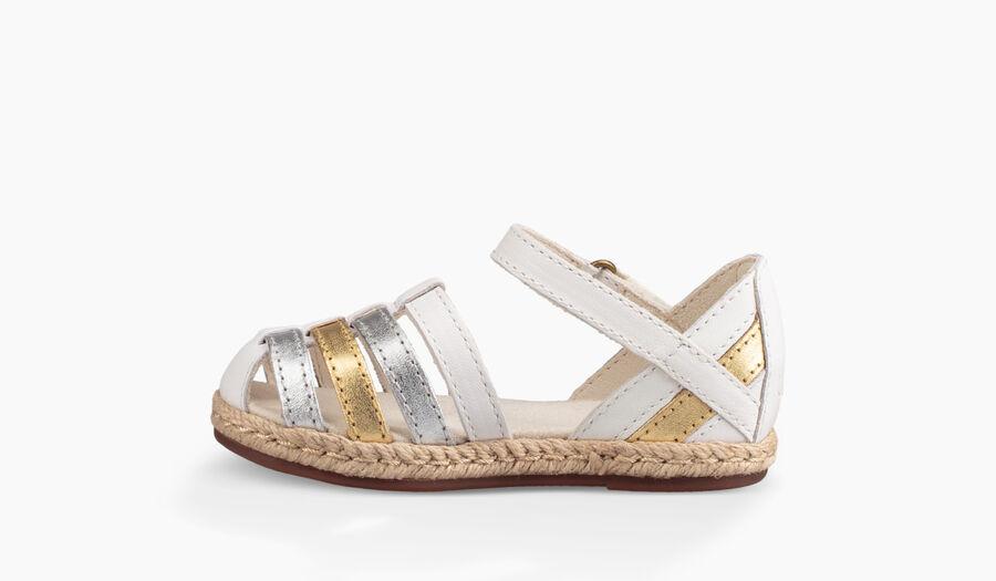 Matilde Metallic Sandal - Image 3 of 6