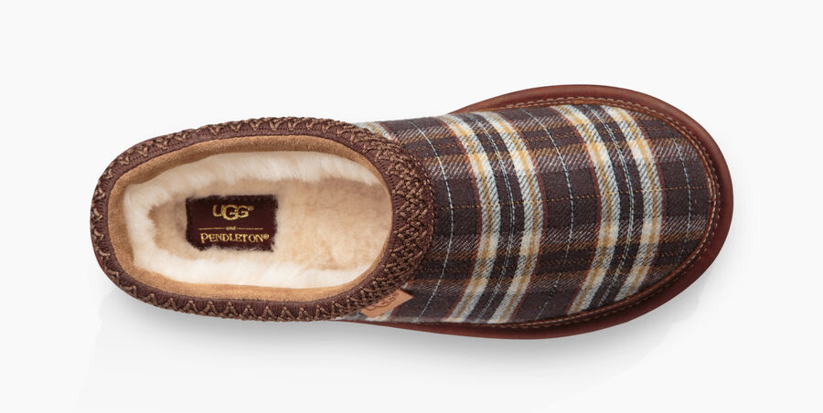 Tasman Pendleton Plaid Slipper - Image 5 of 6