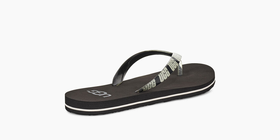Simi Graphic Flip Flop - Image 4 of 6