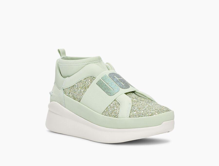 Neutra Chunky Glitter Sneaker - Image 2 of 6