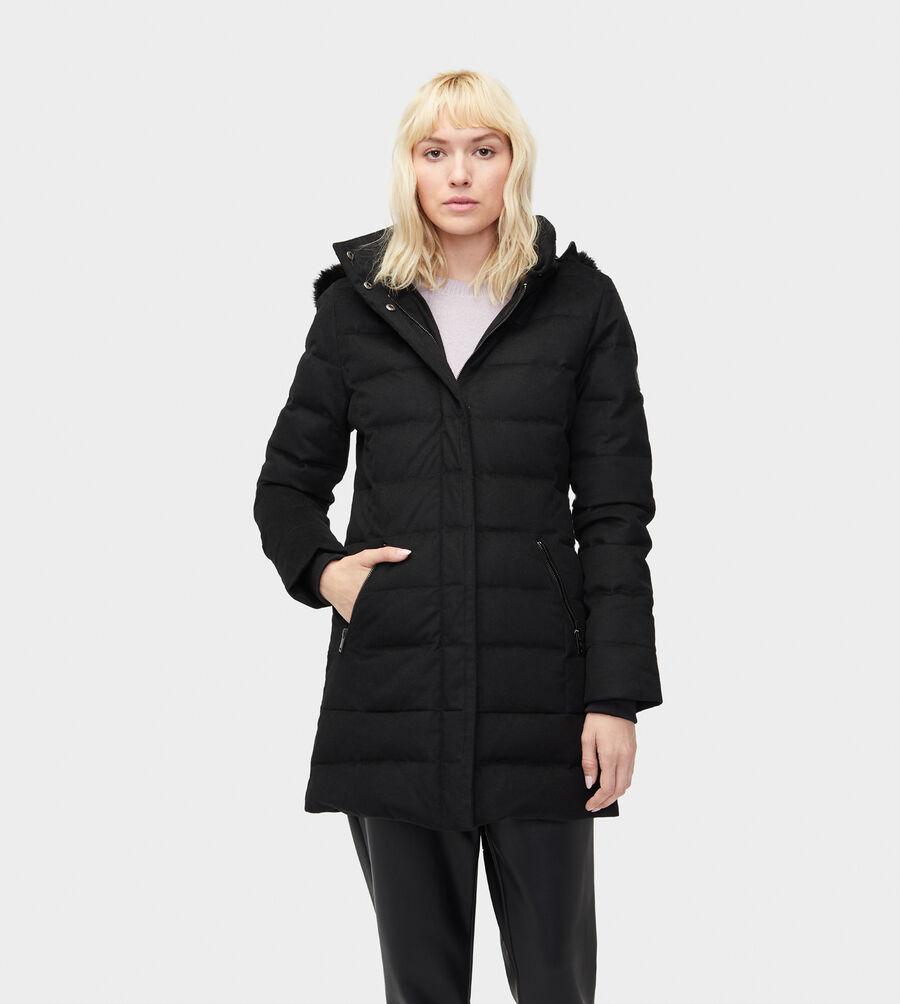 Celeste Wool Coat - Image 2 of 6