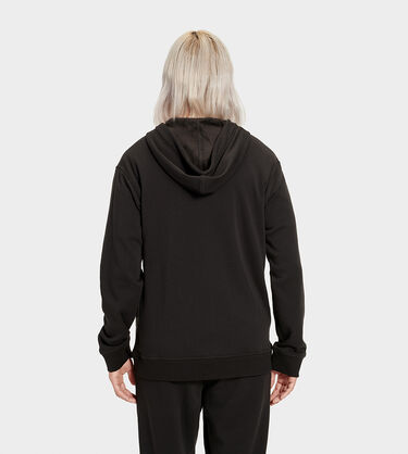 Gordon Zipped Hoodie Alternative View