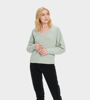 Paula V Neck Sweater Alternative View