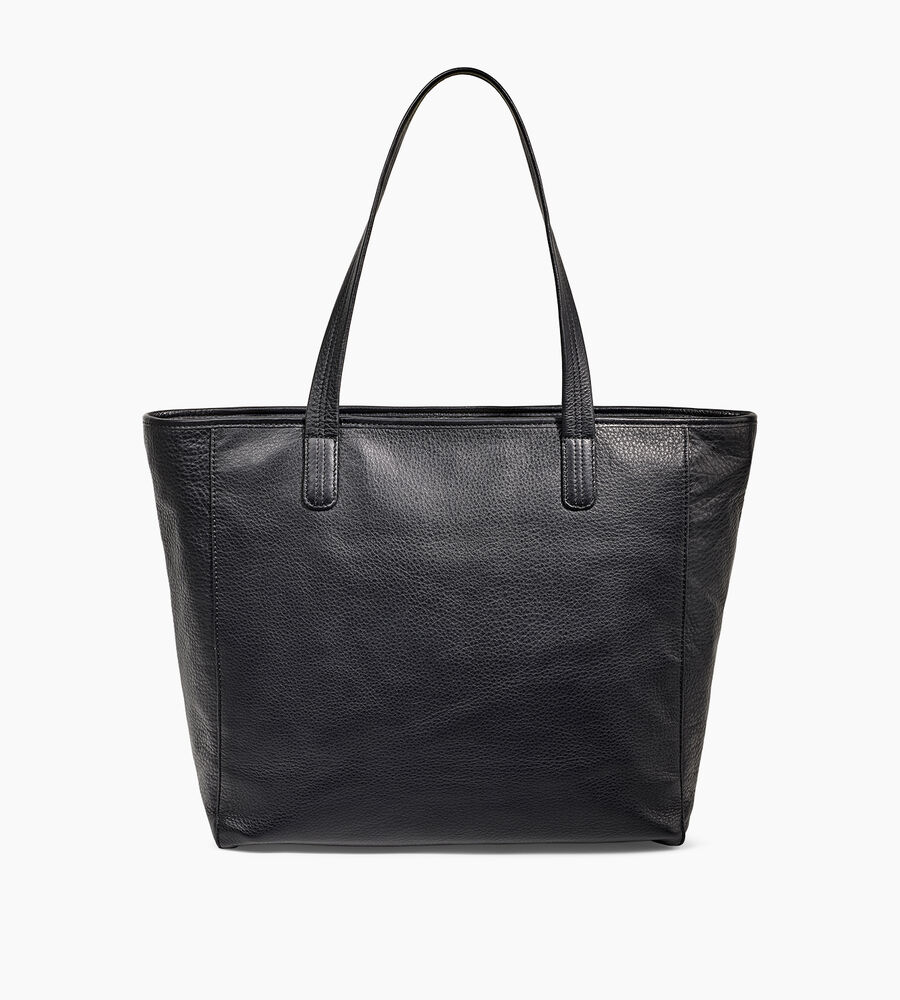 Alina Leather Tote - Image 3 of 5