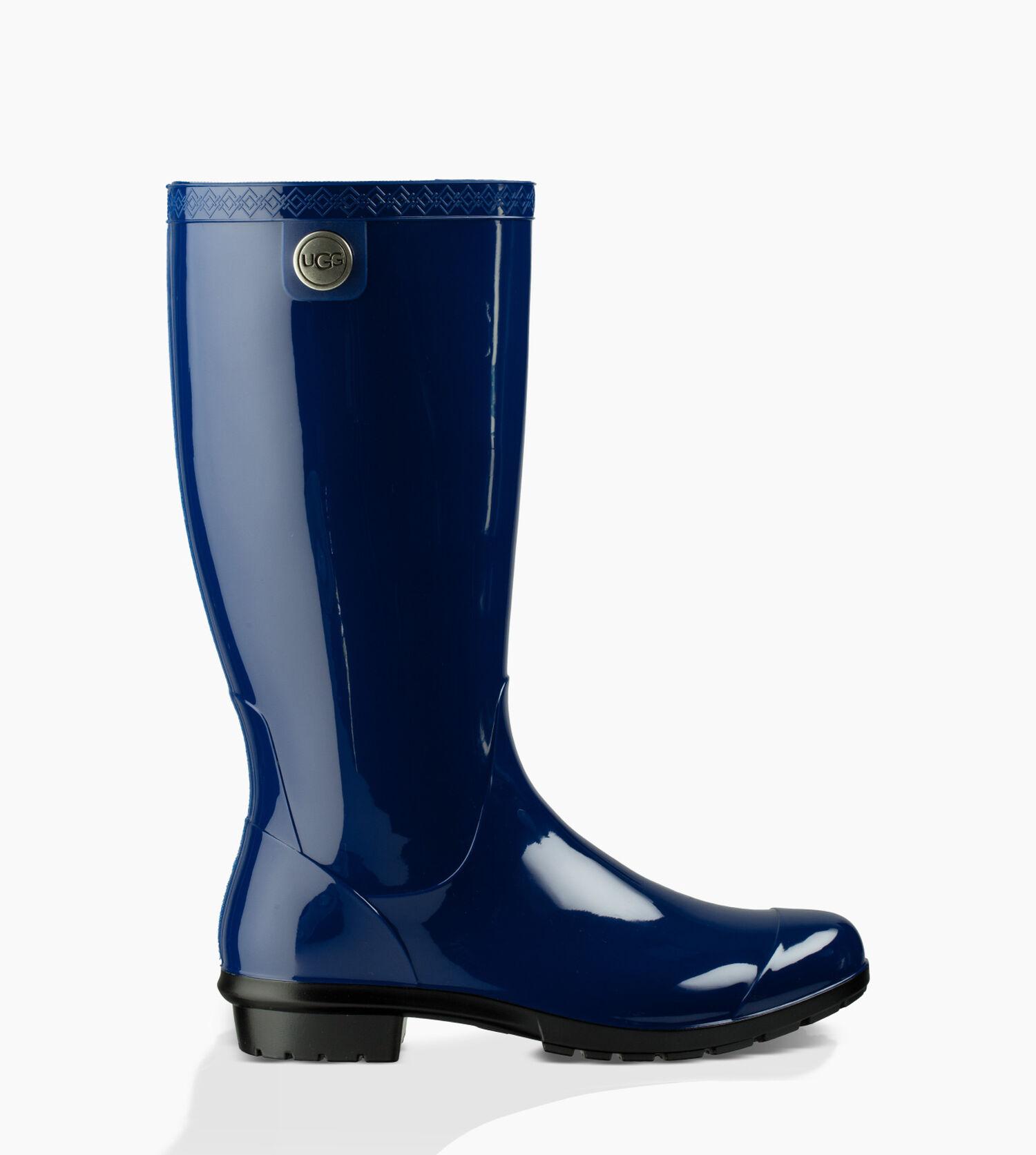 Patterned Rain Boots Custom Decorating Design