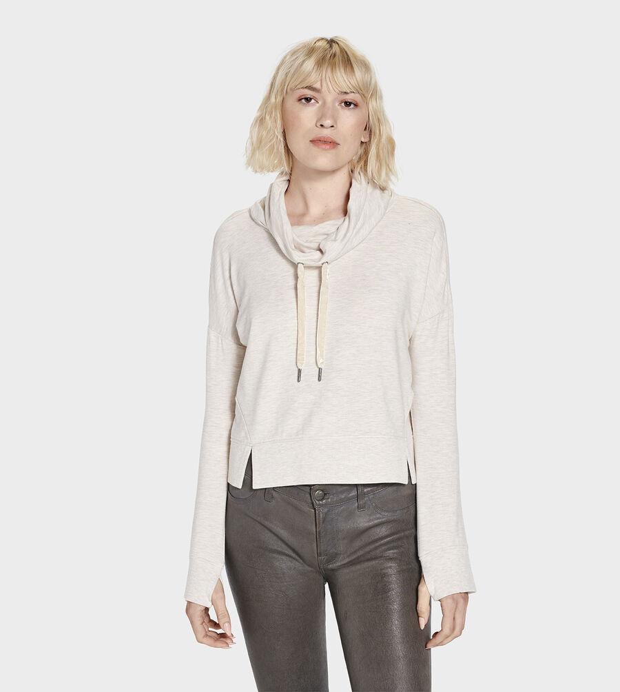 Miya Funnel Neck Sweatshirt - Image 2 of 5