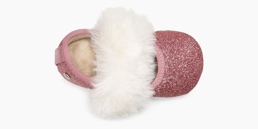 Fluff Glitter Ballet Flat - Image 5 of 6