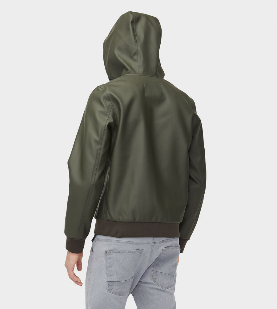 Diego Rubberized Hoodie - Image 6 of 6