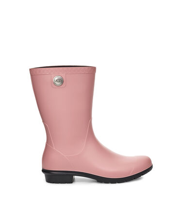 Sienna Matte Rain Boot