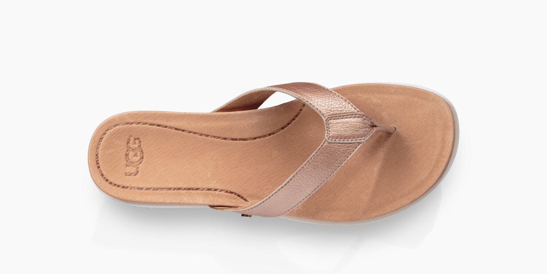 d1a30929c8e Women's Share this product Lorrie Metallic Flip Flop