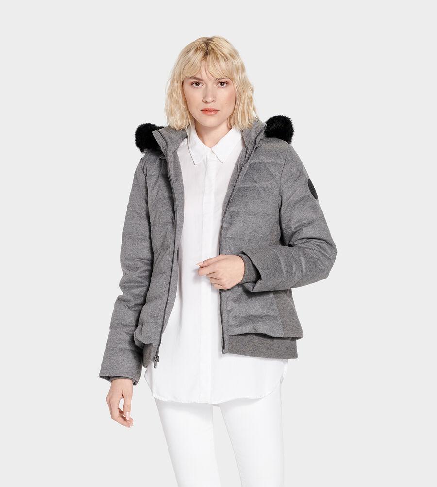 Talia Wool Jacket - Image 1 of 1