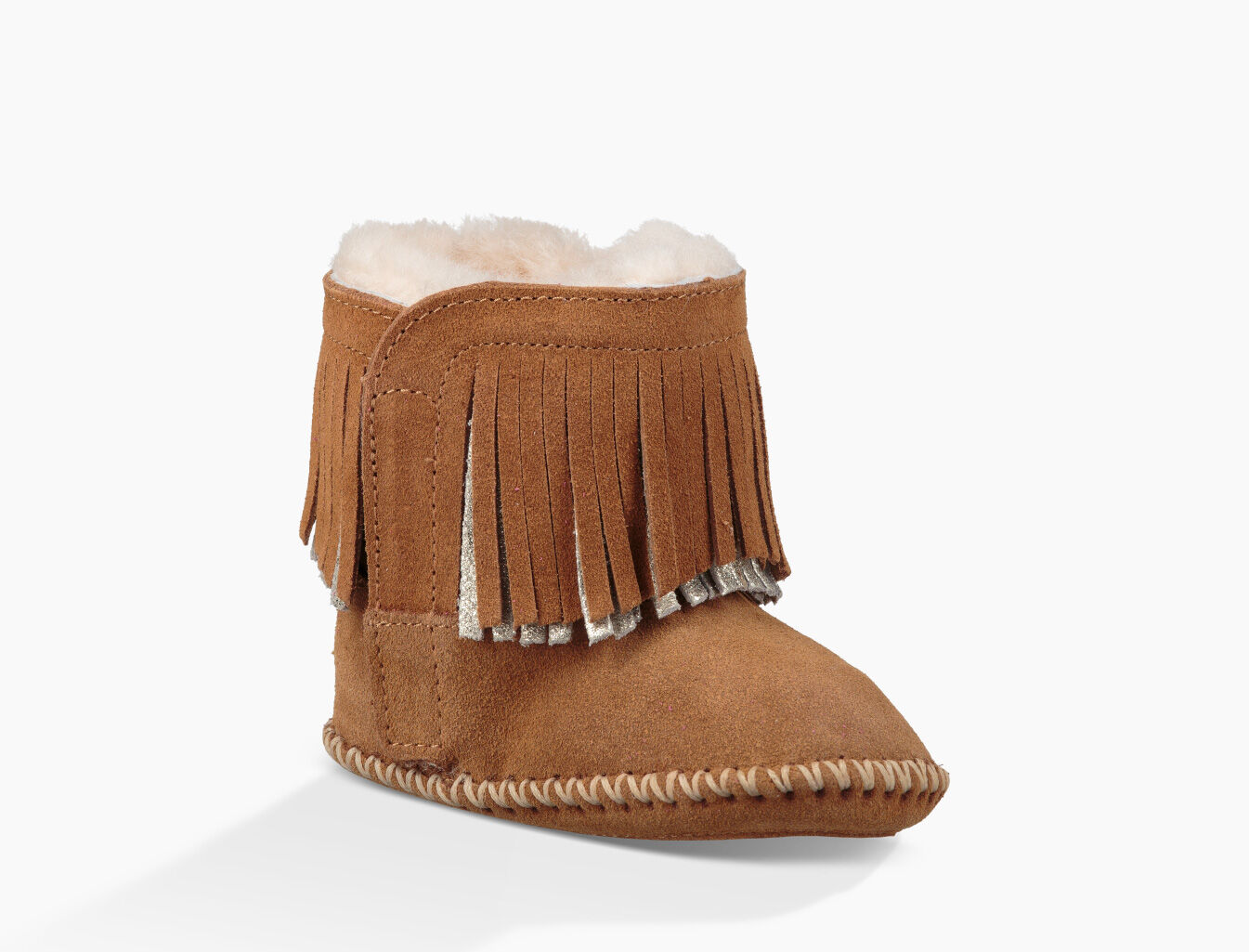 UGG Branyon Fringe Marrón Ft6RgAYD