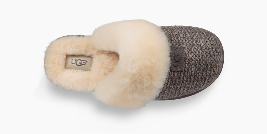 Cozy Knit Slipper - Image 5 of 6