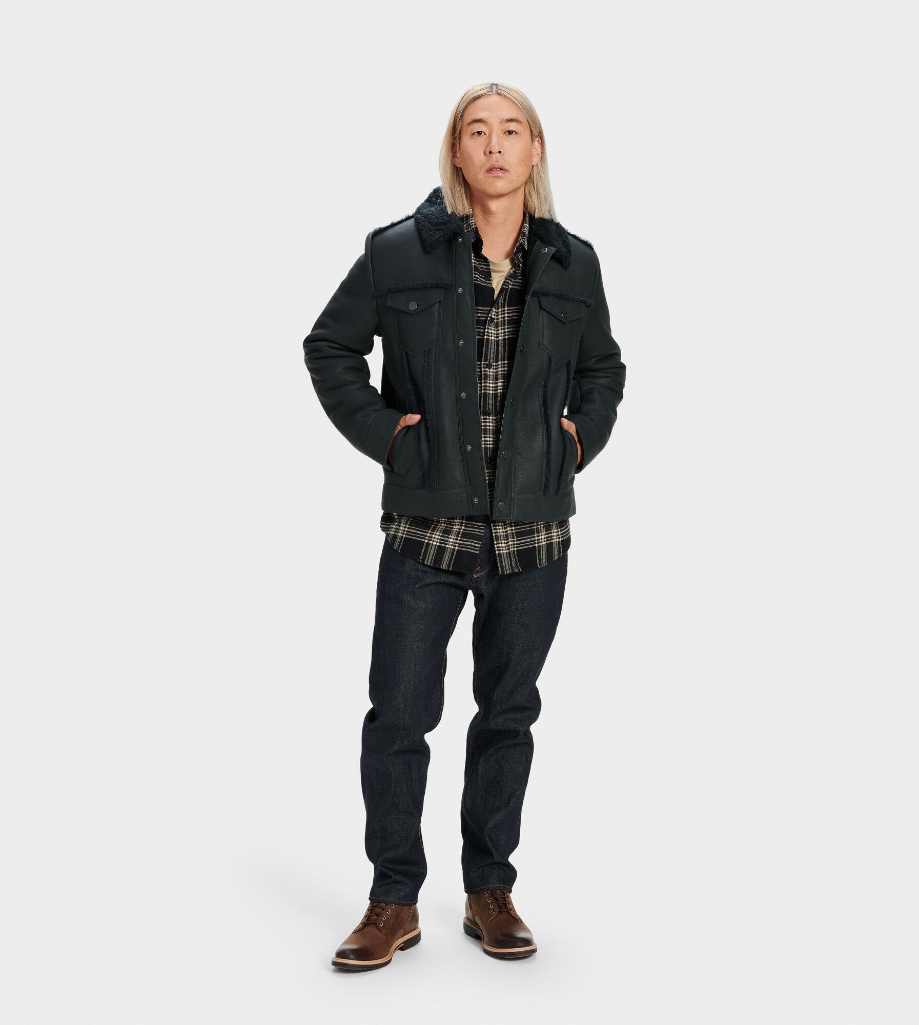 Clint Shearling Trucker Jacket - Ugg (US)