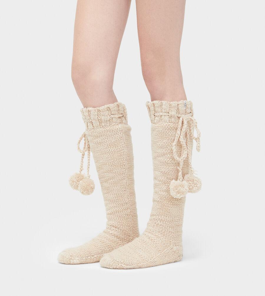 Thea Cozy Slipper Sock - Image 2 of 2