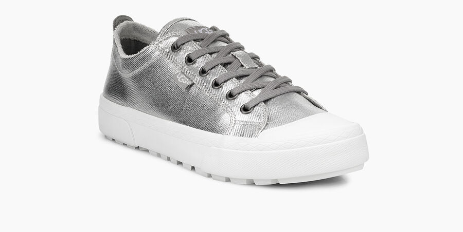Aries Metallic Sneaker - Image 2 of 6