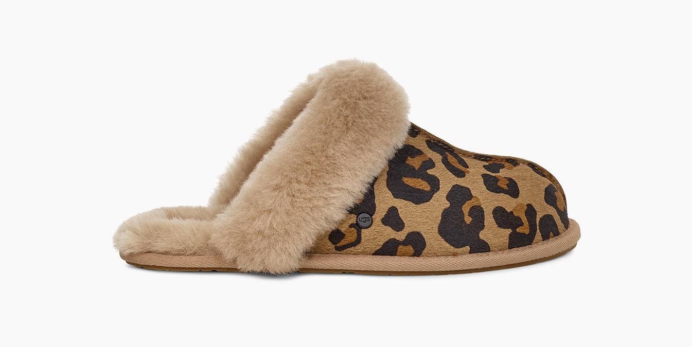 ugg leopard slip ons