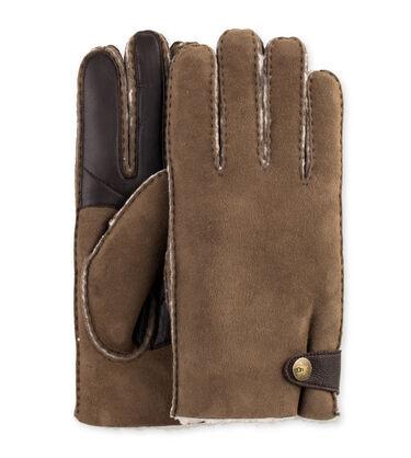 Sheepskin Snap Tab Glove