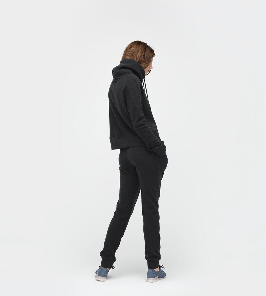 Wool Jersey Knit Joggers - Image 4 of 4