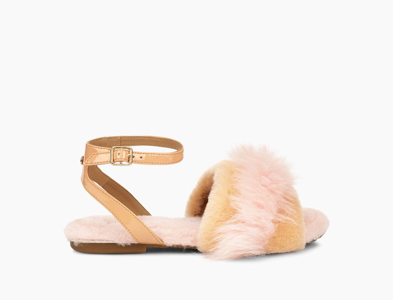 c84a9e35109 Women's Share this product Fluff Fest Patent Sandal