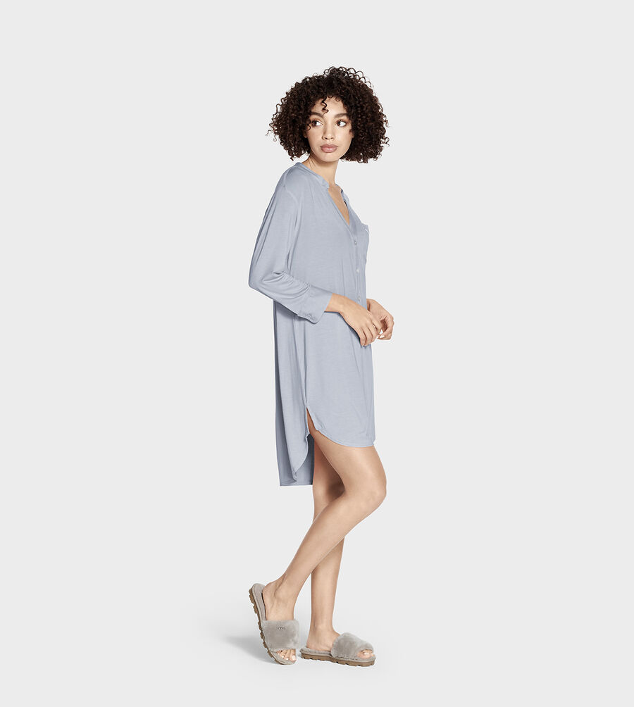 Vivian Knit Sleep Dress - Image 3 of 6