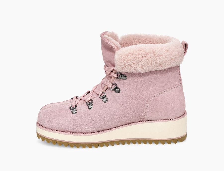 Birch Lace-Up Shearling - Image 3 of 6