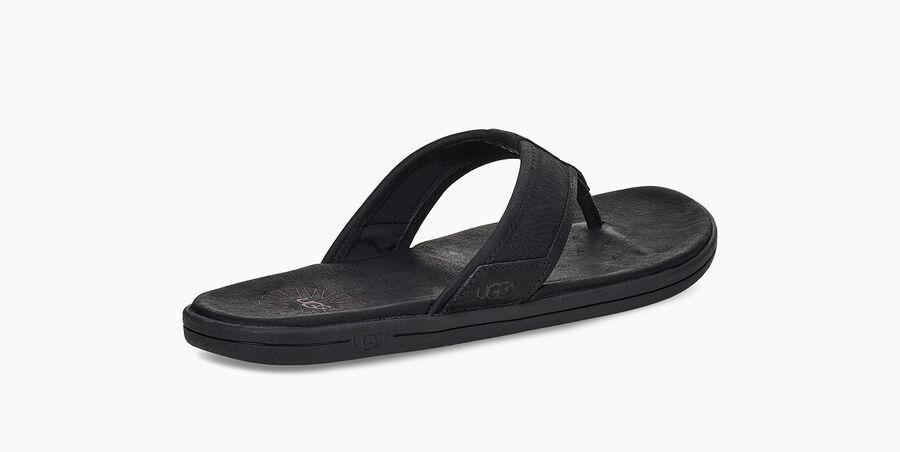 Seaside Leather Flip Flop - Image 4 of 6