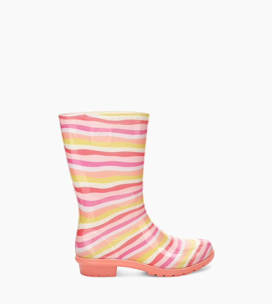 Raana Mural Rain Boot - Image 1 of 6