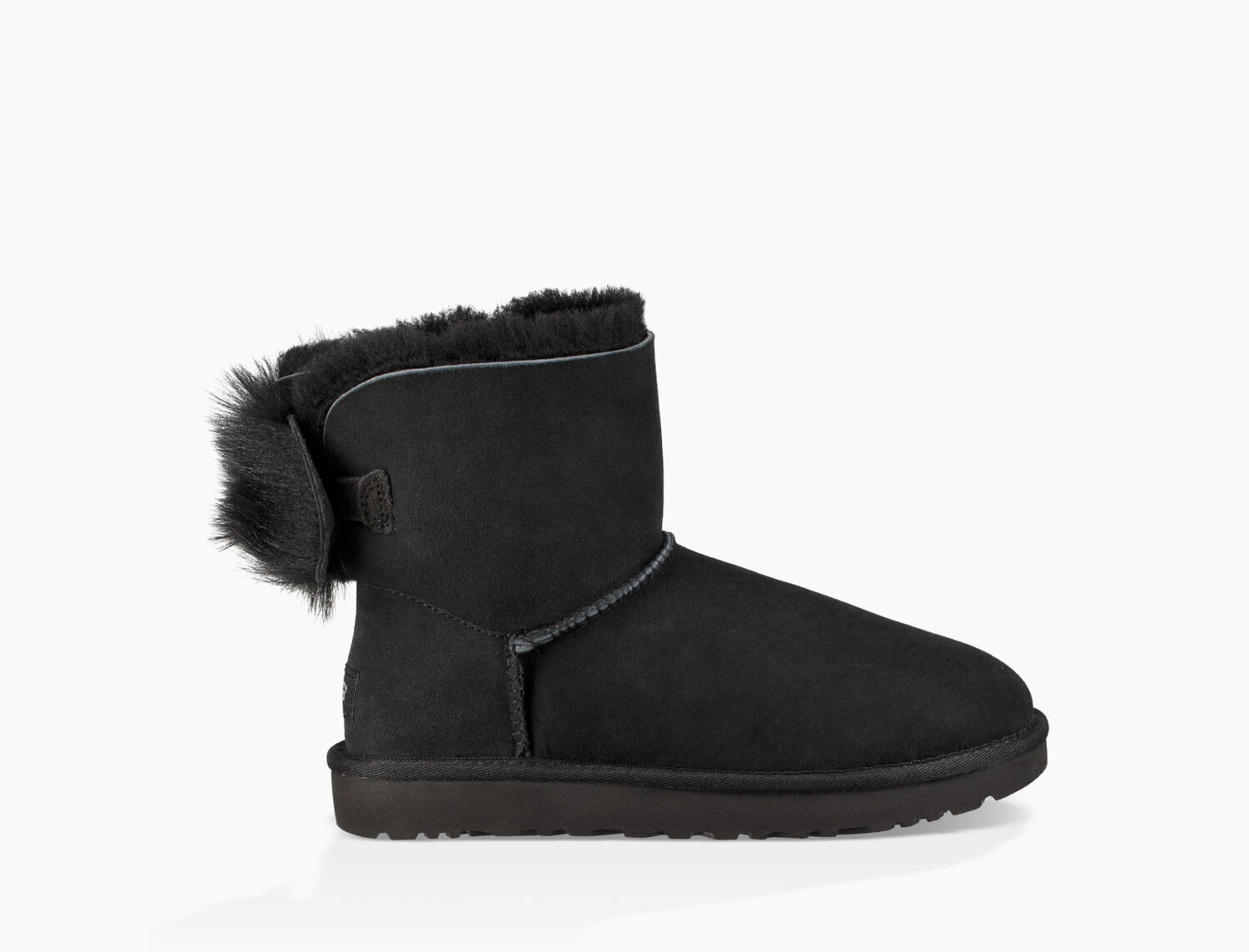 3b568eb2926 Women's Share this product Classic Mini Fluff Bow Boot