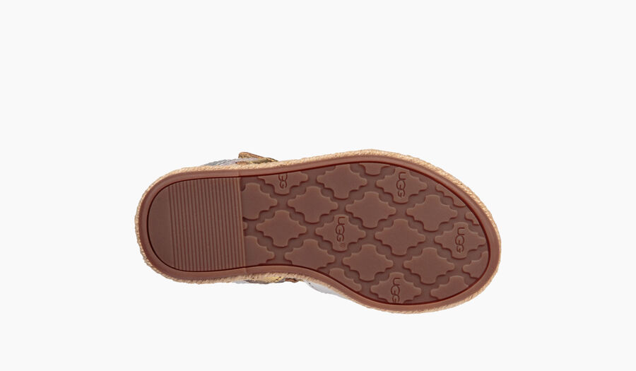Addilyn Metallic Sandal - Image 6 of 6