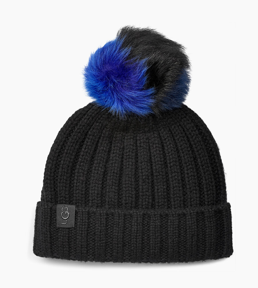 Multi Pom Hat - Image 1 of 2
