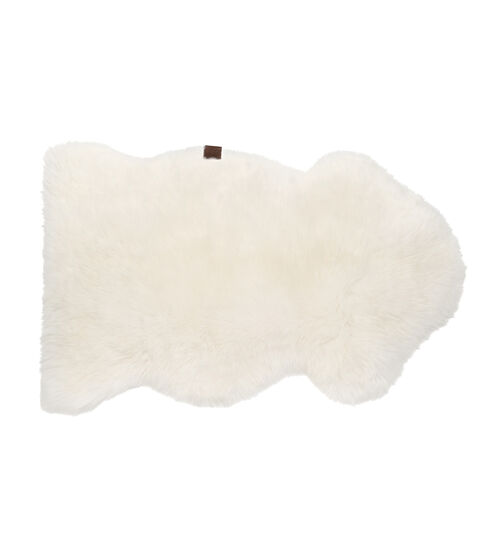 UGG Area Rug-Single In Brown This luxurious sheepskin rug adds a chic and modern update to any space. UGG Area Rug-Single In Brown