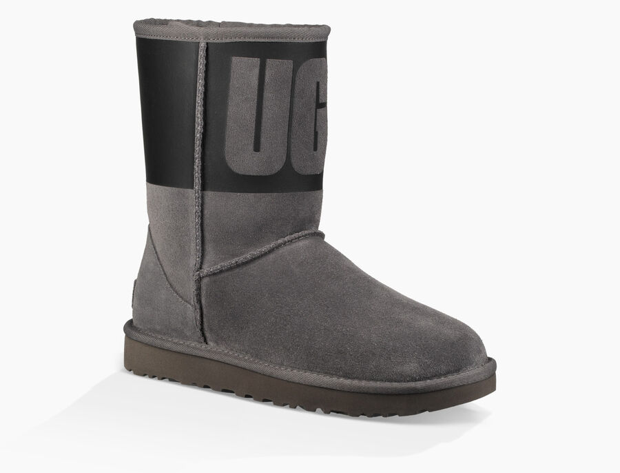 Classic Short UGG Rubber Boot - Image 1 of 6