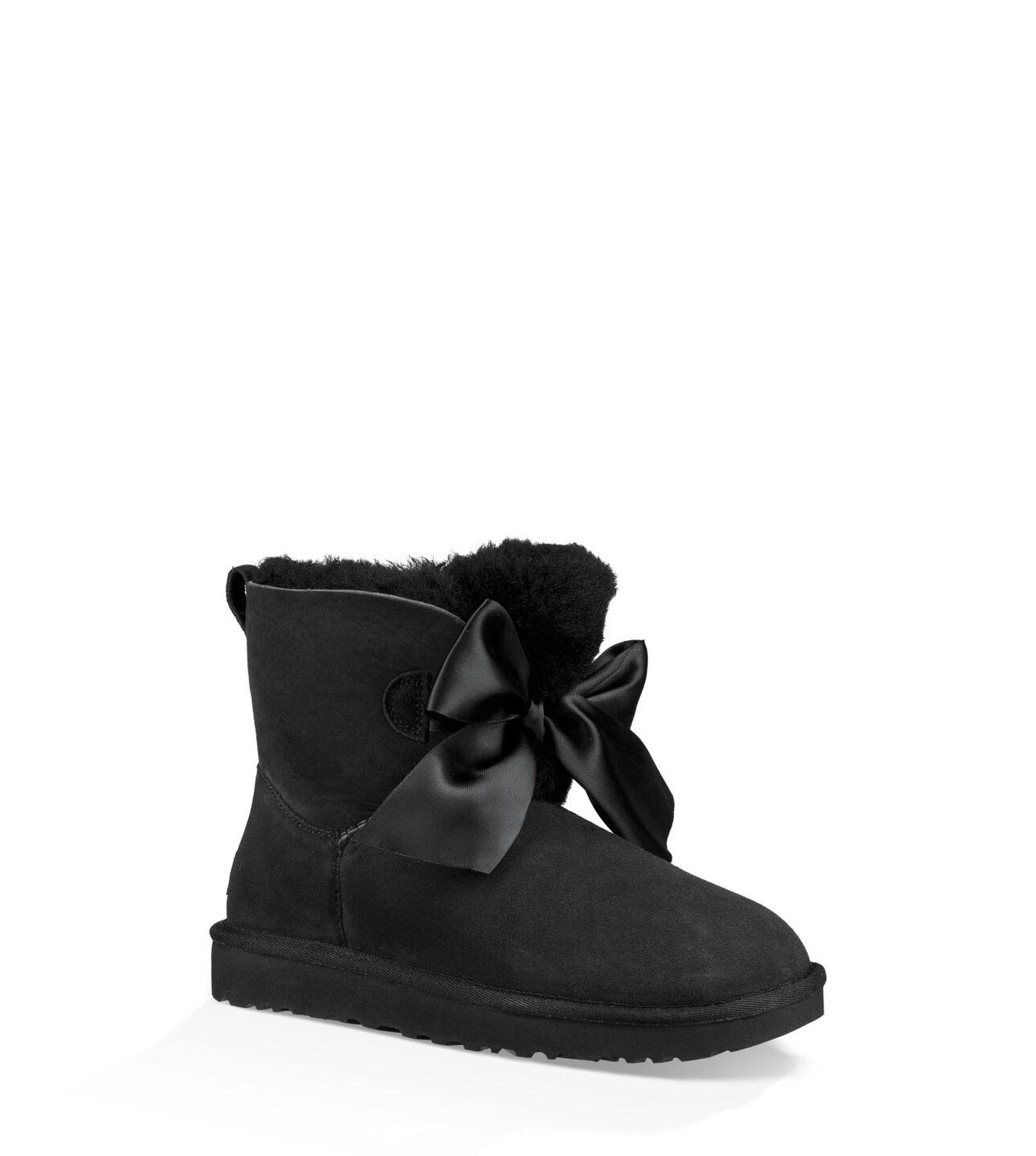 25bc003f3da Gita Bow Mini Boot