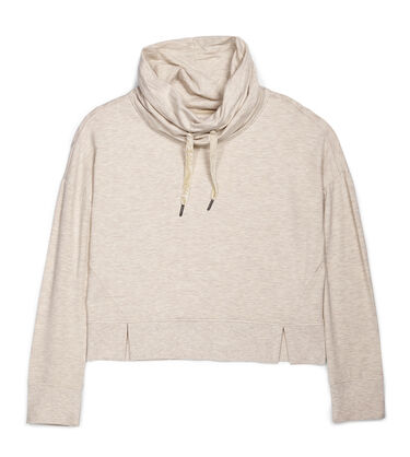 Miya Funnel Neck Sweatshirt